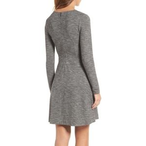 MADEWELL Bridgewalk V-Neck Dress NWT